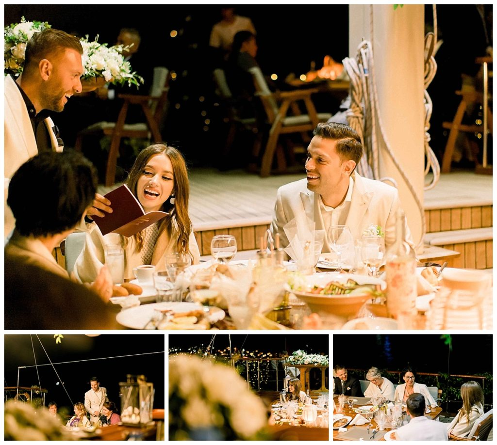 carlataylan bodrumweddings 98 1024x918 - Carla & Taylan // Yatch Wedding in Bodrum